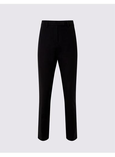 Marks & Spencer Pamuklu Slim Leg Pantolon Siyah